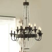 复古式奢华吊灯设计