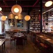 拿铁式风情咖啡馆设计