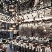 金属质感酒吧设计