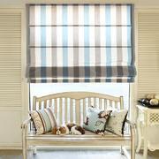 淡雅式条纹系类窗帘设计