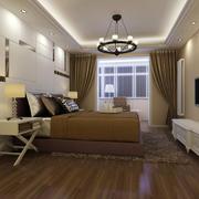 三室两厅室内美式风格装修