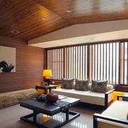 传统日式餐厅设计