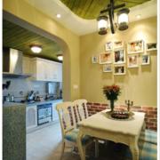 小型新古典式样的小饭店设计