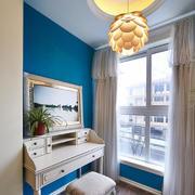地中海混搭型房间设计