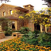 复古式托斯传统建筑欣赏