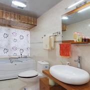 地中海浴室设计