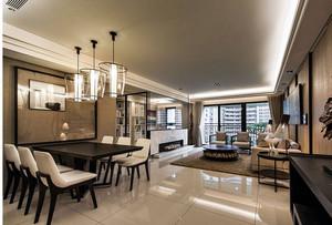 中式小客厅设计效果