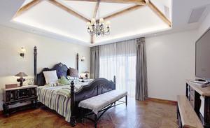 地中海女生卧室设计