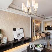 欧式客厅精美艺术品设计