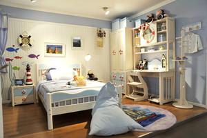 地中海儿童房装修