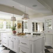 简欧精简系列小厨房设计