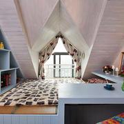 美式经典小阁楼设计