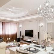 美式金属质感系列客厅