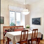 经典单身公寓欧式独立型餐厅设计