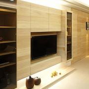现代奢华系类欧式客厅电视背景墙效果图