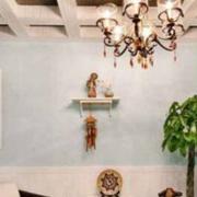 典雅实用性客厅设计