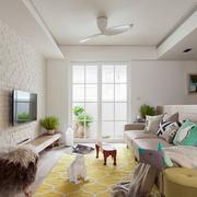 田园别墅客厅设计