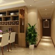 欧式奢华系类酒柜设计