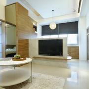 欧式白色典雅型卫生间装修设计
