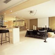 大户型华丽型客厅设计