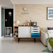 欧式小户型精美客厅设计