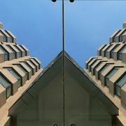 欧式大型高层图书馆设计