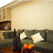 现代精美型大户型沙发设计