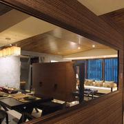 日式大户型小资型餐厅设计