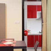 简约式现代化小餐厅设计