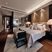 中式卧室设计