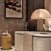 中式浴室设计