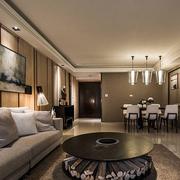 中式棉质沙发设计