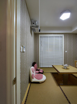 混搭型卧室设计