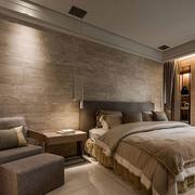 中式灰色系小卧室设计