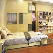 卧室暖色系列背景设计