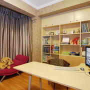 地中海儿童房设计