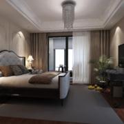 中式简约系列卧室装修