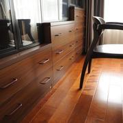 欧式简约系列木地板效果图