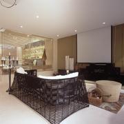 客厅小型天花灯设计