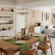欧式简约精美型客厅设计