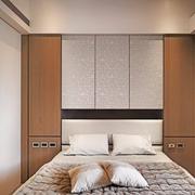简约系列女生卧室设计效果图