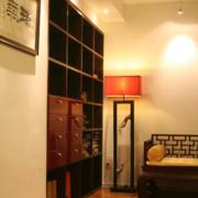 中式高造价书房设计