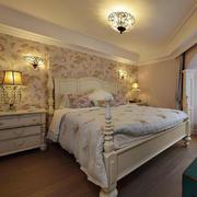 欧式奢华卧室装修设计效果图