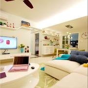 小公寓清新靓丽型公寓设计
