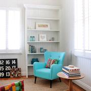 小公寓清新果绿色沙发效果图