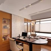 混搭型卧室地台设计
