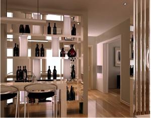 大户型欧式酒柜设计欣赏图