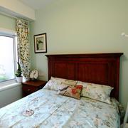 中式装修之清新卧室