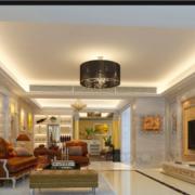 欧式华丽型客厅吊灯