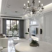 欧式金属质感家居装修
